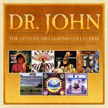 Cover The ATCO Studio Albums Collection