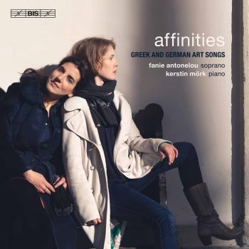 Cover Affinities: Greek and German Art Songs