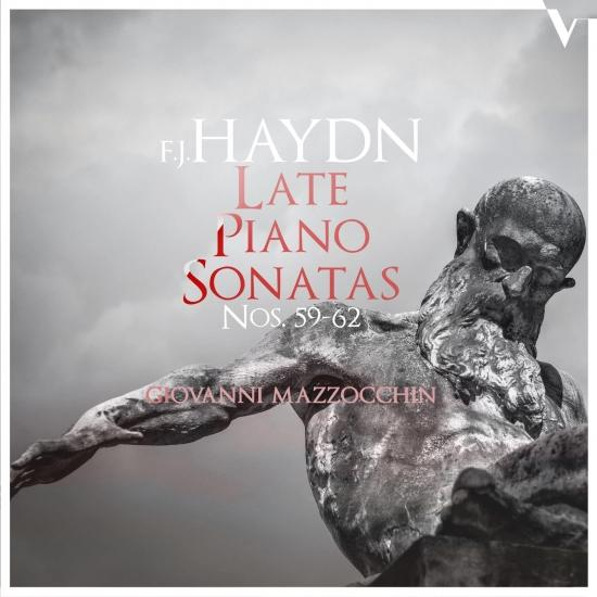 Cover Haydn: Late Piano Sonatas, Nos. 59-62