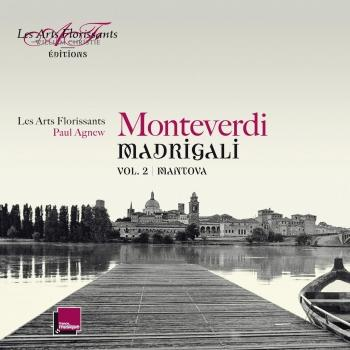 Cover Monteverdi: Madrigali Vol. 2, Mantova