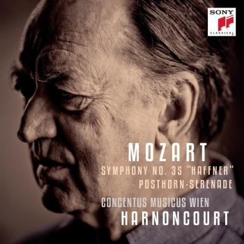 "Mozart: March in D Major K. 335, Serenade in D Major K. 320 ""Posthorn-Serenade"" & Symphony in D Major K. 385 ""Haffner-Sinfonie"""