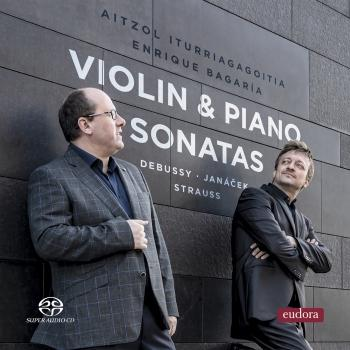 Cover Violin & Piano Sonatas