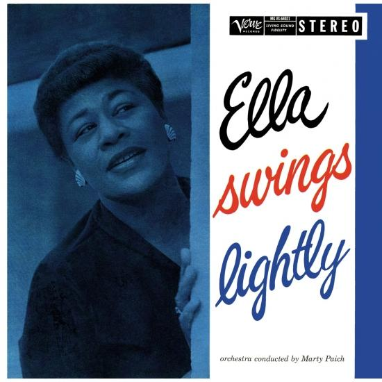 Cover Ella Swings Lightly (Remastered)