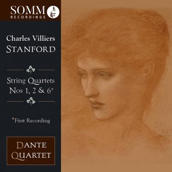 Cover Stanford: String Quartets, Vol. 3