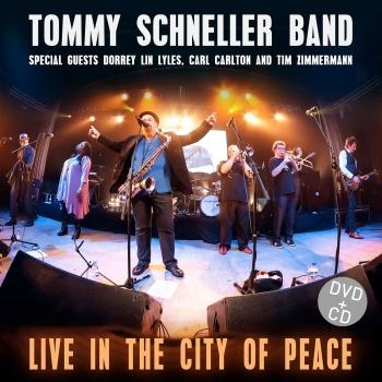 Cover Live In The City Of Peace