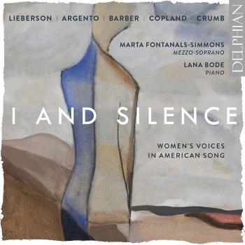 Cover I and Silence: Women's Voices in American Song