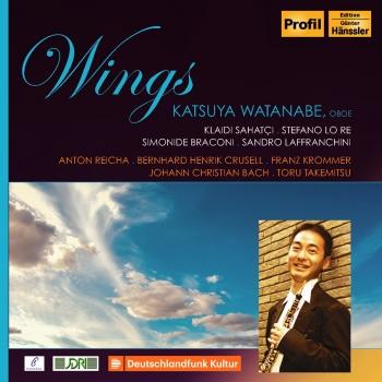 Cover Takemitsu: Wings