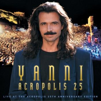 Cover Yanni - Live at the Acropolis - 25th Anniversary Deluxe Edition