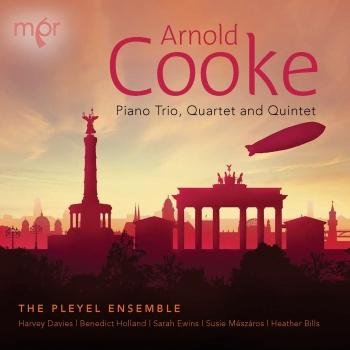 Cover Cooke: Chamber Piano Works