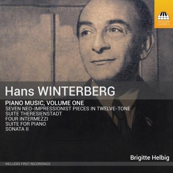 Cover Winterberg: Piano Music, Vol. 1