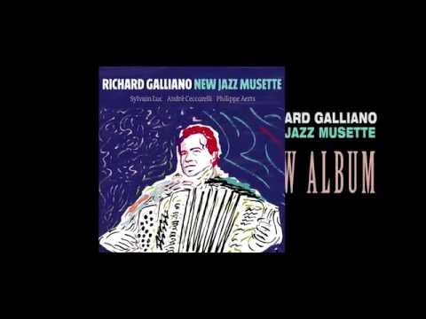 Video Richard Galliano - New Jazz Musette