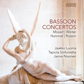 Cover Mozart, Winter, Hummel & Rossini: Bassoon Concertos