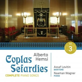 Cover Coplas Sefardies, Vol. 3