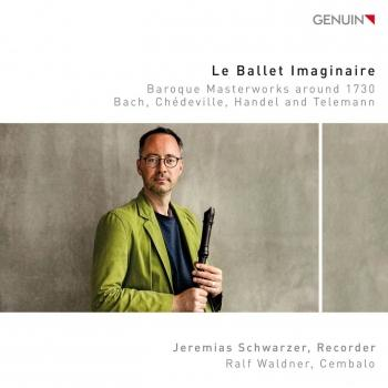Cover Le ballet imaginaire
