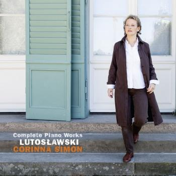 Cover Witold Lutoslawski: Complete Piano Works