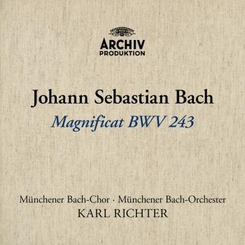 Cover J.S. Bach: Magnificat In D Major, BWV 243 (Remastered)