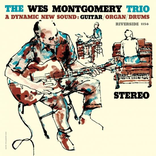 Cover The Wes Montgomery Trio (Remastered)