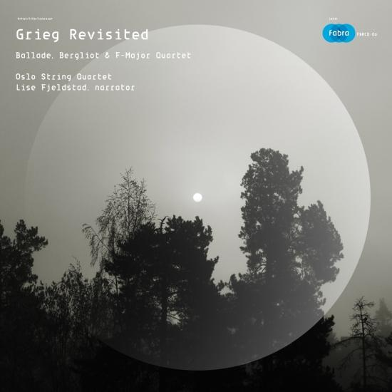 Cover Grieg Revisited