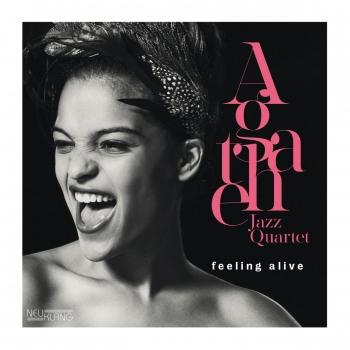 Cover Feeling Alive