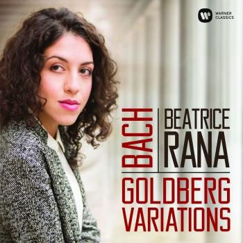 Cover Bach: Goldberg Variations, BWV 988
