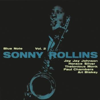 Cover Sonny Rollins, Vol. 2