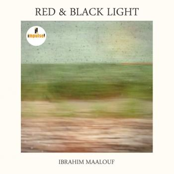 Cover Red & Black Light