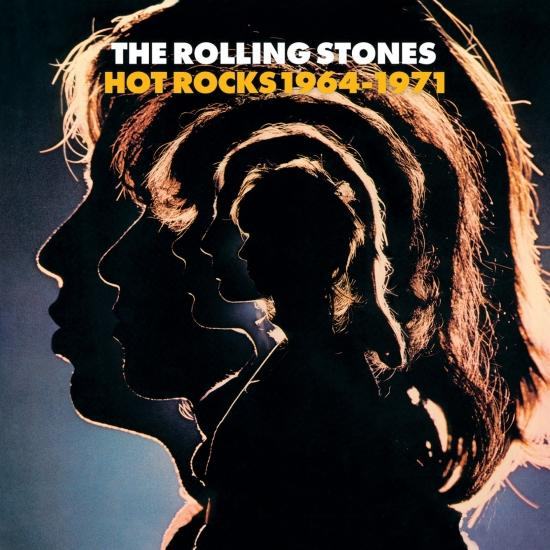 Cover Hot Rocks 1964-1971 (Remastered)