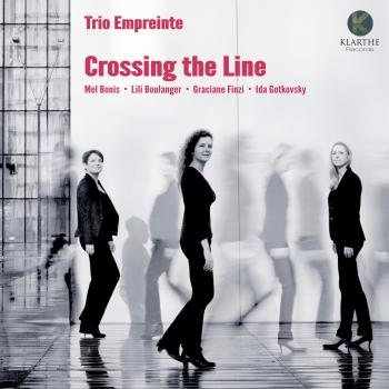 Cover Bonis, Boulanger, Finzi & Gotkovsky: Crossing the Line