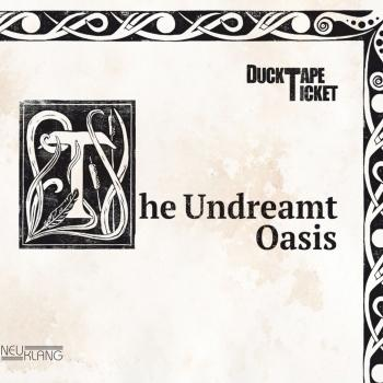 Cover The Undreamt Oasis