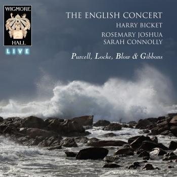 Cover Purcell / Locke / Blow / Gibbons - Wigmore Hall Live