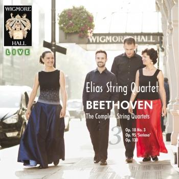 Cover Beethoven: The Complete String Quartets, Vol. 3