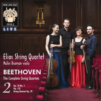 Cover Beethoven: The Complete String Quartets, Vol. 2
