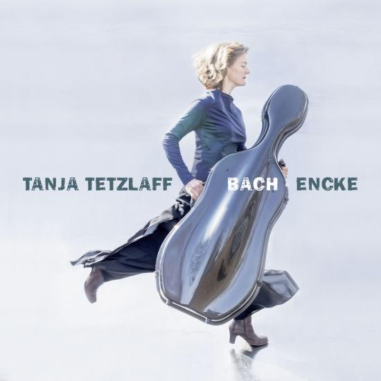 Cover Tanja Tetzlaff Plays Bach & Encke