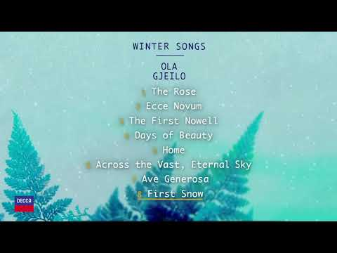 Video Ola Gjeilo: WINTER SONGS (Promo)