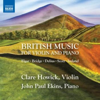 Cover British Music for Violin & Piano