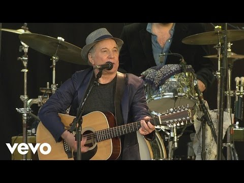 Video Paul Simon - The Obvious Child (from The Concert in Hyde Park)