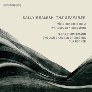 Cover Beamish: Viola Concerto No. 2 / Whitescape / Sangsters