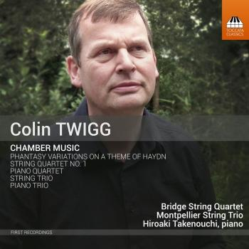 Cover Colin Twigg: Chamber Music