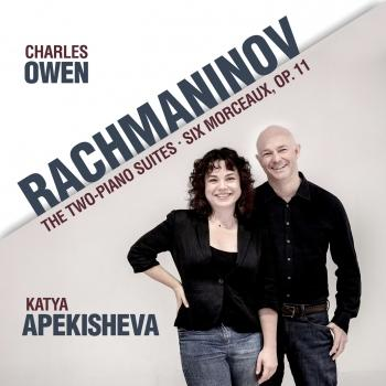 Cover Rachmaninov: Two-Piano Suites / Six Morceaux, Op. 11