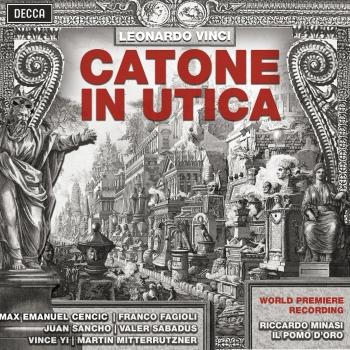 Cover Vinci: Catone In Utica