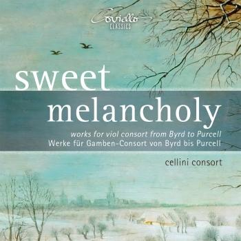 Cover Sweet Melancholy