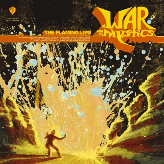 Cover At War With the Mystics (Remastered)