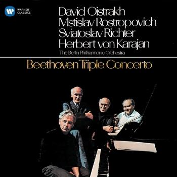Cover Beethoven: Triple Concertob (Remastered)