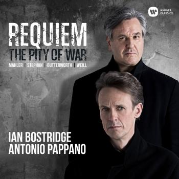 Cover Requiem: The Pity of War