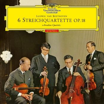 Cover Beethoven: Streichquartette, Op. 18