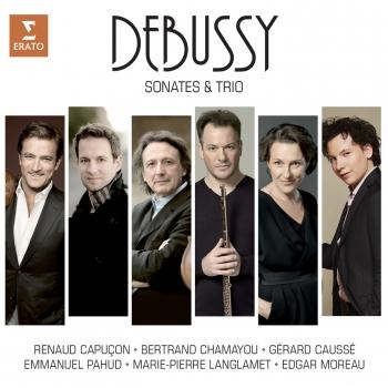 Cover Debussy: Sonatas and Piano Trio
