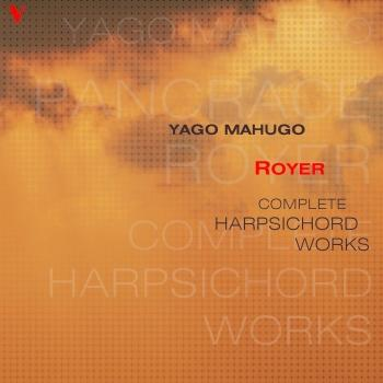 Cover Royer: Complete Harpsichord Works