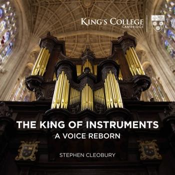 Cover The King of Instruments - A Voice Reborn