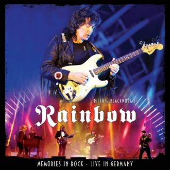 Cover Ritchie Blackmore's Rainbow Memories in Rock - Live in Germany
