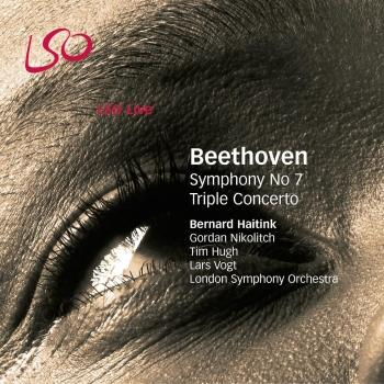 Cover Beethoven: Symphony No. 7 - Triple Concerto